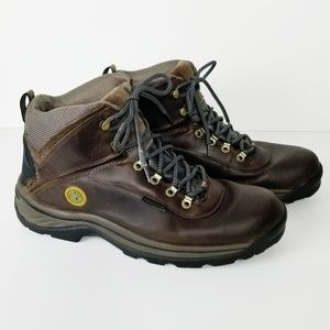 TIMBERLAND Men's White Ledge Mid Waterproof Boots